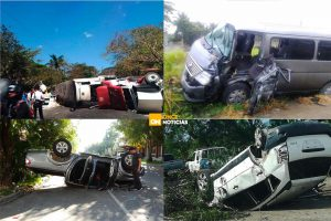 fallecidos accidentes