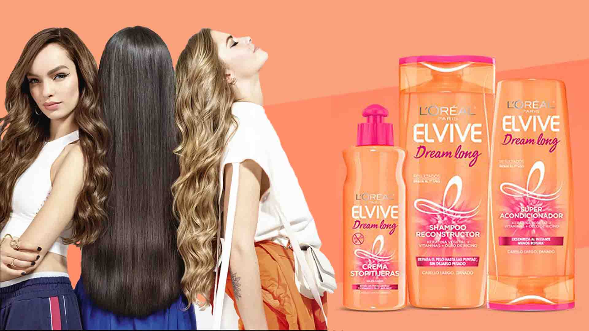 elvive dream long loreal
